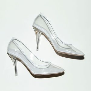 ISO Marc Jacobs Transparent Pumps